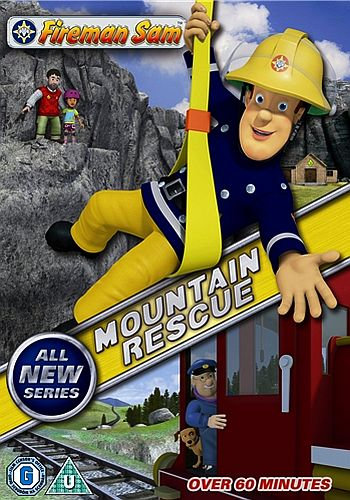 Пожарный Сэм - cпасение в горах / Fireman Sam - Mountain Rescue