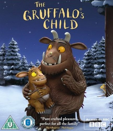 Дочурка Граффало / The Gruffalo's Child (2011)