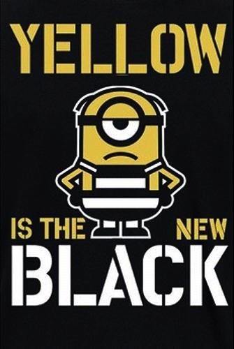 Миньоны: Жёлтый - хит сезона / Minions: Yellow is the New Black
