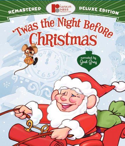 Это была ночь перед Рождеством / 'Twas the Night Before Christmas