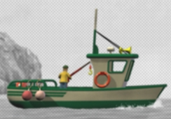 Лодка Чарли (Charlie's boat)