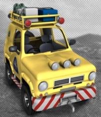 Спасательный джип (Rescue Jeep)