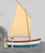 Парусные лодки (sailing boats)