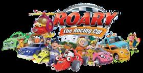 Рори гоночный автомобиль